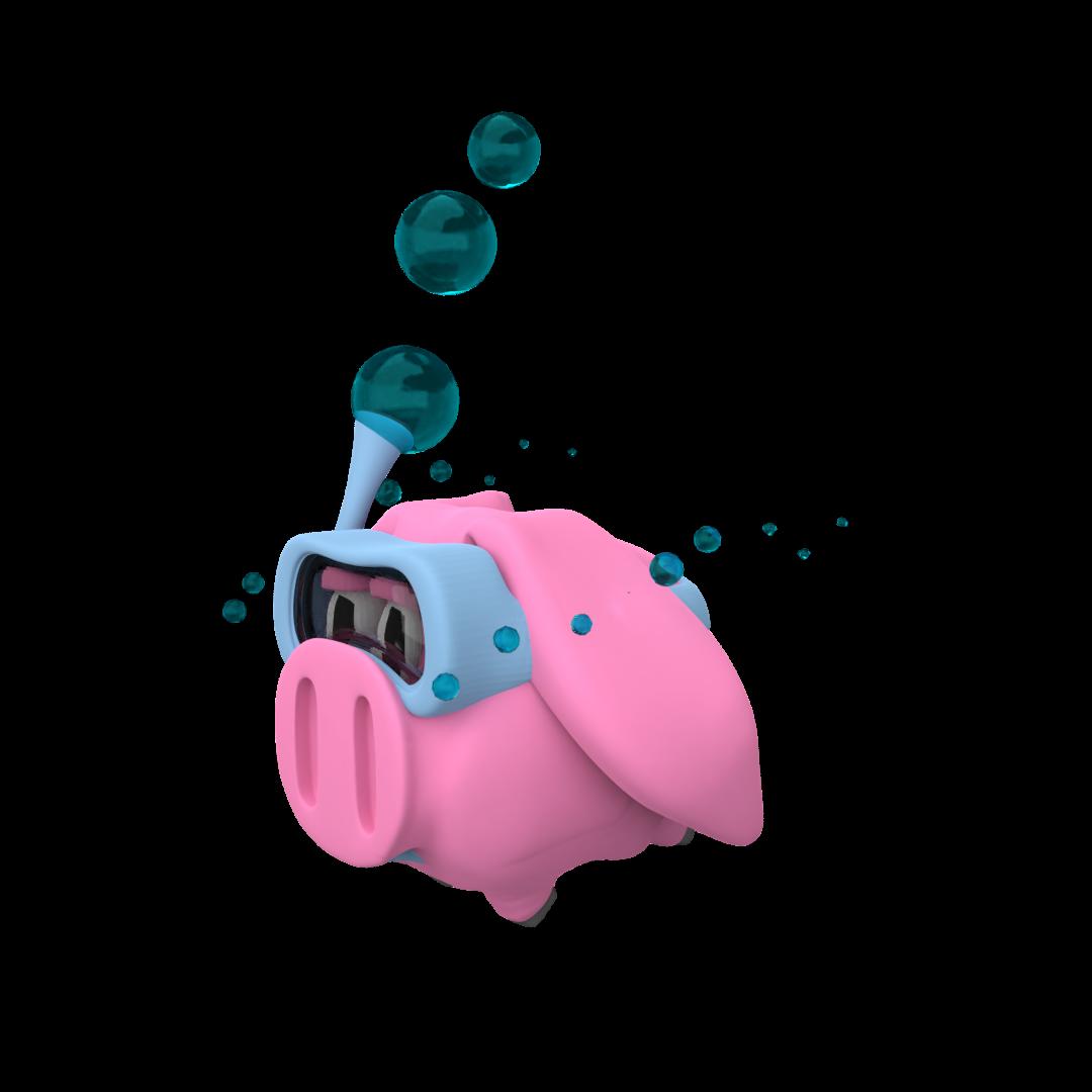 UnderwaterPig